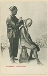 Picture of Chinese Barber, Singapore