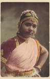 Picture of Nautch Dancing Girl, Ceylon